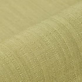 Congada CS - Green (4) - Fabric woven from cream and light beige coloured 100% Trevira CS threads