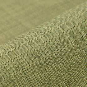 Congada CS - Linen Brown (5) - Fabric woven from 100% Trevira CS threads in grey and cream colours