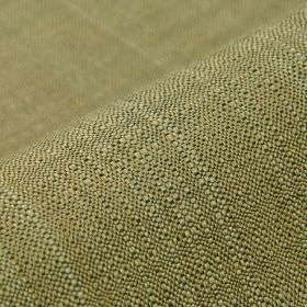 Congada CS - Green Brown (6) - Grey-brown and off-white coloured fabric woven from threads made from 100% Trevira CS