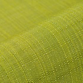 Congada CS - Green (19) - Cream and two very similar shades of apple green woven together into 100% Trevira CS fabric