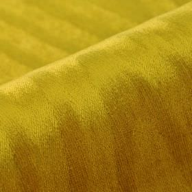 Palora CS - Yellow Gold - Very subtle lines arranged over gold coloured 100% Trevira CS fabric