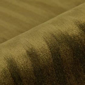 Palora CS - Brown  - A very subtle line pattern running across mid-brown 100% Trevira CS fabric which is made with a slight hint of grey