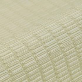 Terbium - White (1) - Subtly patterned off-white coloured fabric made from a blend of acrylic, cotton, polyamide, polyester and viscose