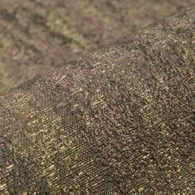 Gallium - Purple (5) - Subtly speckled fabric blended from linen, polyester and viscose in pale purple-grey shades
