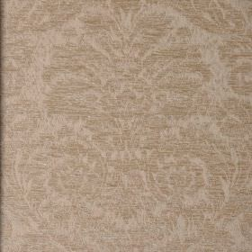 Jockey - Beige (9) - Polyester and viscose-chenille blend fabric made in two similar pale shades of grey with ornate jacquard style patterns