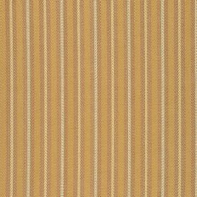 Estense CS - Beige Brown - Fabric made from cream, light brown and caramel coloured 100% Trevira CS, featuring a regular, simple striped des