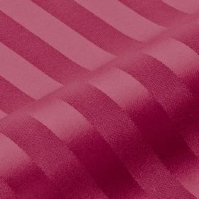 Lavina Stripe - Pink4 - 100% Trevira CS fabric created with a simple, slightly shiny, regular striped design in magenta