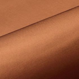Cascarda - Brown (10) - 100% Trevira CS fabric made in a plain shade of creamy copper