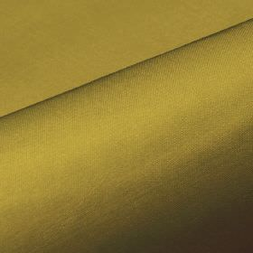 Cascarda - Green (18) - Fabric made entirely from dusky green-gold coloured Trevira CS