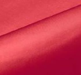 Cascarda - Red Pink - Dark pink coloured 100% Trevira CS fabric made with no pattern