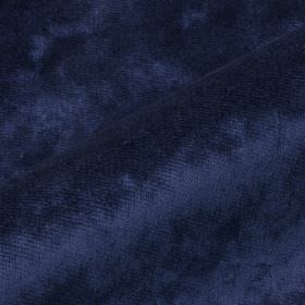 Moresco - Blue (12) - Rich Royal blue coloured 100% Trevira CS fabric made a very slightly textured finish