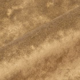Moresco - Beige Brown - 100% Trevira CS fabric made with a slight texture in a warm cream-beige colour
