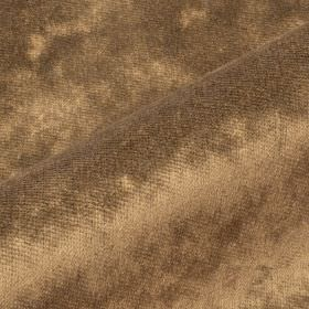 Moresco - Brown (24) - Fabric made from slightly textured, grey-beige coloured 100% Trevira CS