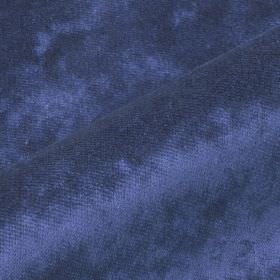 Moresco - Blue4 - 100% Trevira CS fabric in bright, vivid blue, finished with a subtle, soft texture