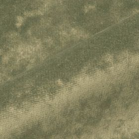 Moresco - Brown grey (21) - Slightly textured fabric made from pale grey-blue and cream coloured 100% Trevira CS