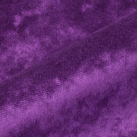 Moresco - Purple (37) - 100% Trevira CS fabric made with a slight texture in a very bright shade of Royal purple