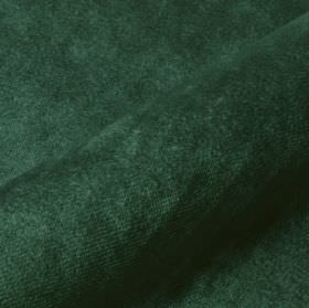 Teatro - Green3 - Very slightly textured fabric made in a plain, very dark shade of turquoise