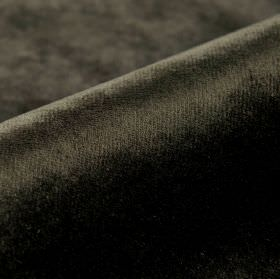 Teatro - Black - Fabric made from gunmetal grey coloured dralon and polyester, finished with a very subtle sheen