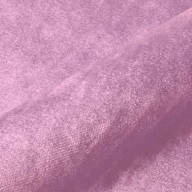 Teatro - Pink (23) - Fabric made from a plain blend of dralon and polyester in a light lilac colour