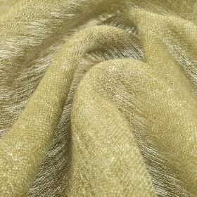 Chunga - Gold Beige - Stone coloured 100% linen fabric