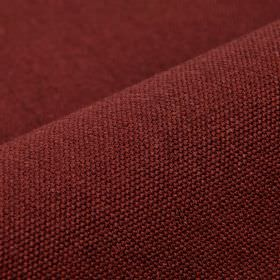 Samba - Burgundy - Plain maroon coloured fabric made with a combination of cotton and viscose
