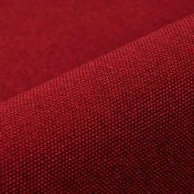 Samba - Dark Red - Deep ruby red coloured cotton and viscose blended together into a plain fabric