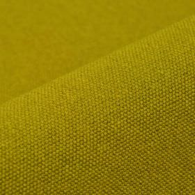 Samba - Gold - Fabric woven from cotton and viscose in a very bright shade of lime green