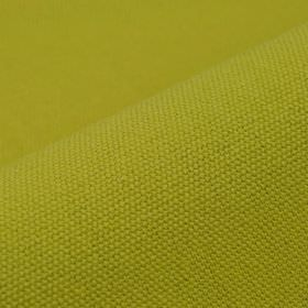 Samba - Gold Green - Plain apple green coloured cotton and viscose blend fabric