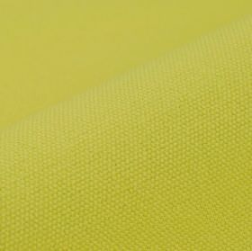 Samba - Light Green (50) - Cotton and viscose blend fabric made in a plain, pale shade of yellow