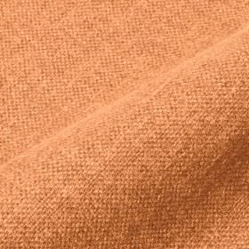 Mandrage 290cm - Melon - Linen and polyester woven together into a salmon pink coloured fabric