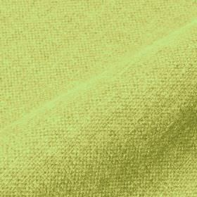 Mandrage 290cm - Apple Green - Linen and polyester blended together into a fabric made in a flat shade of light apple green