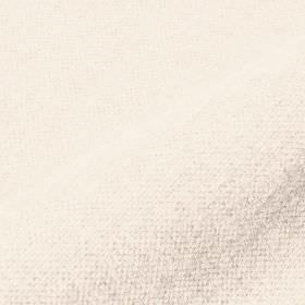 Mandra - White - Fabric made from a paper white coloured blend of linen and polyester