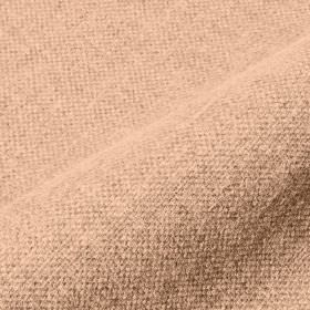 Mandra - Powder Pink - Linen and polyester blend fabric made from a mixture of light grey and pink coloured threads