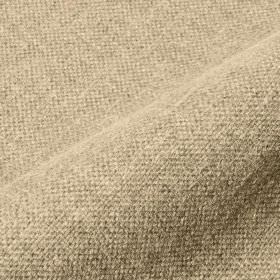 Mandra - Beige (5) - Fabric containing a blend of linen and polyester in a light grey-white colour