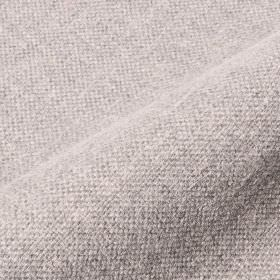 Mandra - Grey Beige (6) - Very pale blue coloured linen and polyester blend fabric