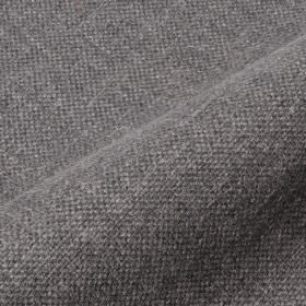 Mandra - Dark Grey - Iron grey coloured fabric containing a blend of linen and polyester