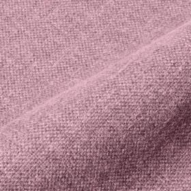 Mandra - Pink (10) - Linen and polyester blend fabric made in a plain shade of light lilac