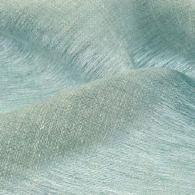 Chunga - Ice Blue (15) - 100% linen fabric made in a plain shade of powder blue