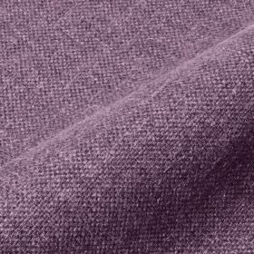 Mandra - Purple - Purple and white coloured threads woven into a fabric made from linen and polyester