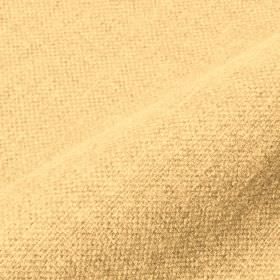 Mandra - Cream (17) - Plain magnolia coloured linen and polyester blend fabric