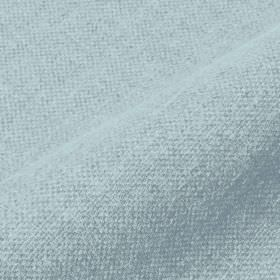 Mandra - Blue - Powder blue coloured linen and polyester blended together into a plain fabric