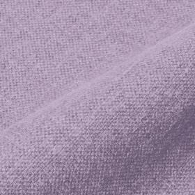 Mandra - Lilac (23) - Fabric containing a mixture of linen and polyester in a light coloured mix of purple and blue