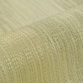 Nila - White Cream - Cotton, linen, polyester and viscose blend fabric woven using off-white and pale grey coloured threads