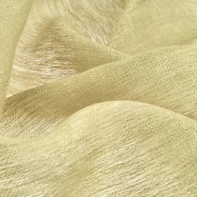 Chunga - Cream Beige (4) - Fabric woven from ivory coloured 100% linen
