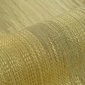 Nila - Beige Gold - Pale cream and grey threads woven together into a cotton, linen, polyester and viscose blend fabric