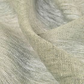 Chunga - Light Grey (6) - Pale grey and white threads woven into a 100% linen fabric