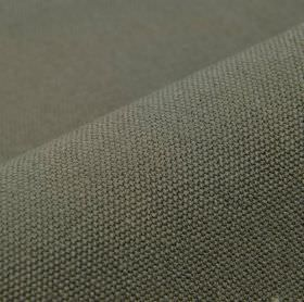Samba - Grey - Cotton and viscose woven together into a battleship grey coloured plain fabric