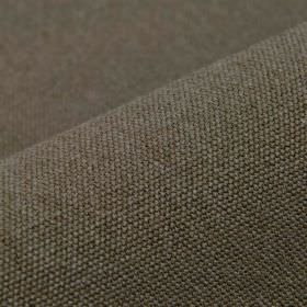 Samba - Grey Brown - Some dark brown threads woven into a dark grey coloured cotton and viscose blend fabric