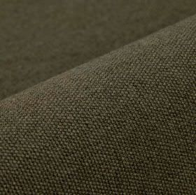 Samba - Dark Brown - Iron grey coloured cotton and viscose blend fabric woven with a very subtle hint of dark brown