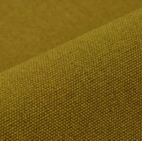 Samba - Tan - Fabric blended from cotton and viscose in a colour that's a combination of grass green and golden honey colours